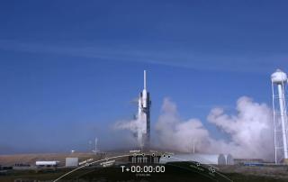 SpaceX Starlink Abort